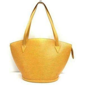 Louis Vuitton St Jacques Epi Bag